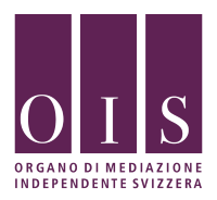 Organo Independente Svizzera (OIS) Logo
